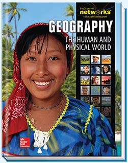 book cover for Geography: the Human and Physical World