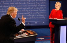 Evaluating the First Presidential Debate