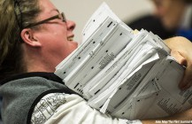 Election Recount Effort Stalls