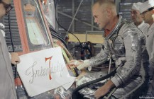 Bidding Farewell to John Glenn