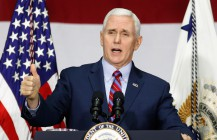 Pence Breaks Tie to Defund Planned Parenthood