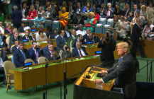President Trump's UN Speech